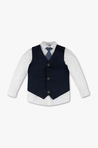 Palomino         Hemden-Set - 3 teilig
