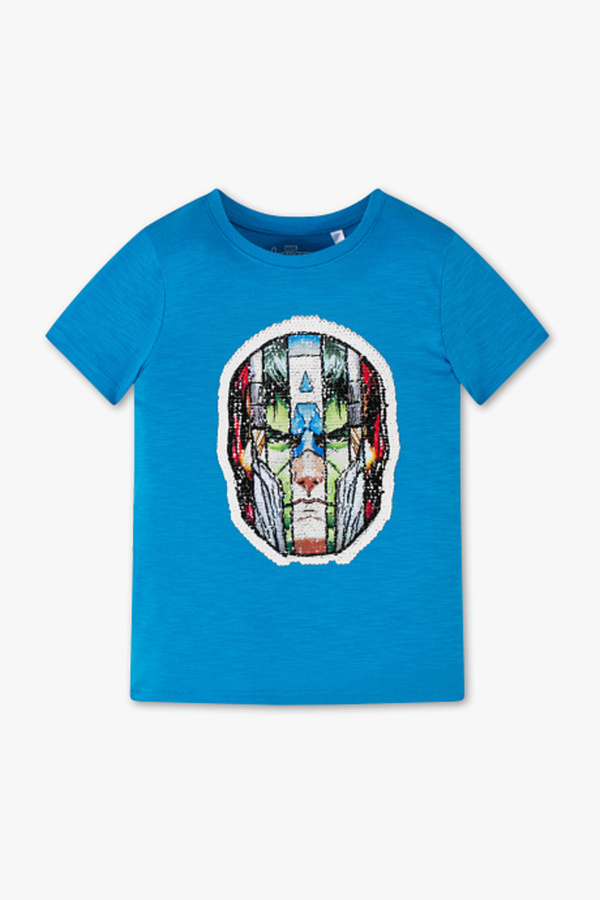 Disney Boys         Marvel - Kurzarmshirt