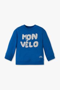 Baby Club         Baby-Sweatshirt - Bio-Baumwolle