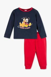 Disney Baby         Micky Maus - Baby-Pyjama - Bio-Baumwolle