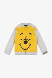Disney         Winnie Puuh - Baby-Sweatjacke - Bio-Baumwolle