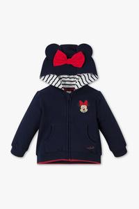 Disney Baby         Disney - Baby-Sweatjacke - Bio-Baumwolle - Glanz Effekt