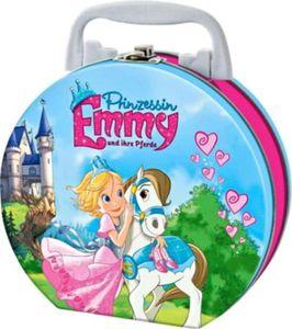 Prinzessin Emmy und ihre Pferde - Hörbuchkoffer, 8 CDs