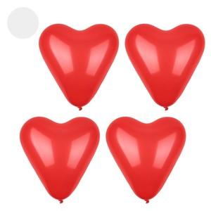 Herzluftballons groß