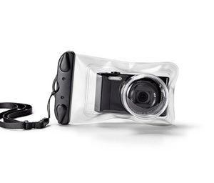 Wasserdichte Hülle, für Kompaktkameras bis ca. 11 x 7 cm