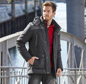 Reward classic Herren-Jacke mit aufgesetzten Taschen