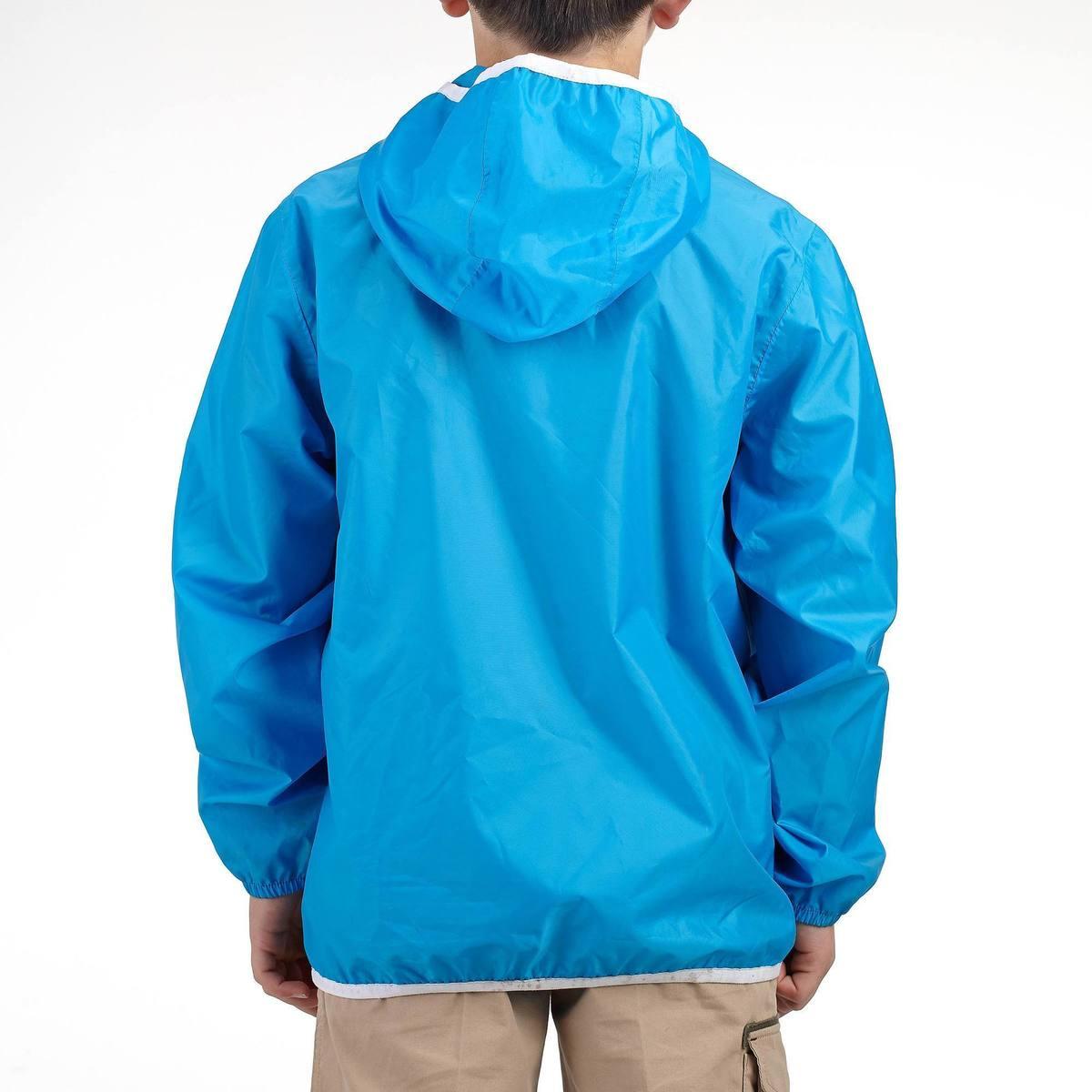 Bild 5 von Wanderjacke Hike 100 Kinder blau