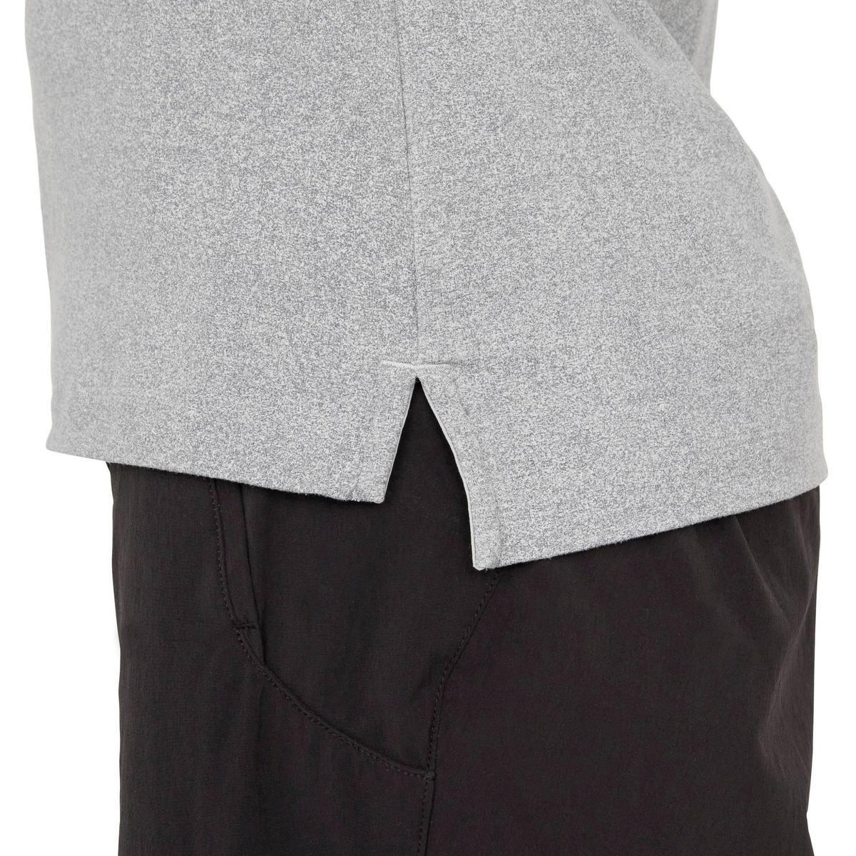 Bild 5 von Poloshirt kurzarm Segeln Race Damen grau