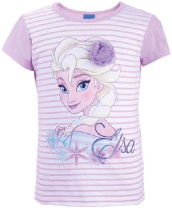 Disney Die Eiskönigin T-Shirt Gr. 98 Mädchen Kleinkinder