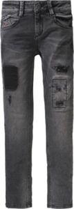 Jeans Regular Fit im Used-Look Gr. 176 Jungen Kinder