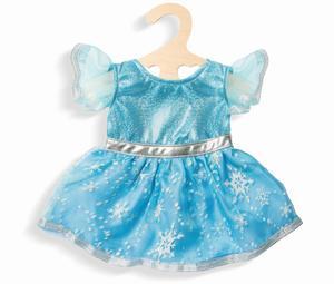 Heless Puppen Kleid Eisprinzessin