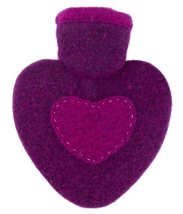 Wärmflasche Herz
