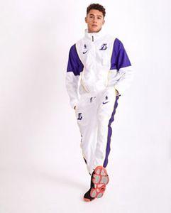 Nike NBA La Lakers Courtside - Herren Tracksuits