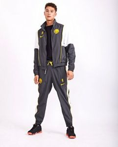 Nike Nba Golden State Warriors Courtside - Herren Tracksuits
