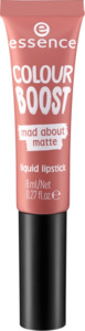 essence cosmetics Lippenstift colour boost mad about matte liquid lipstick wanna play? 03