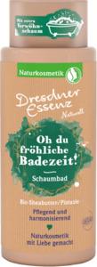 Dresdner Essenz Naturell Schaumbad Oh du fröhliche Badezeit!