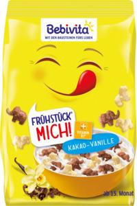 Bebivita Müsli Frühstück Mich! Knusperflakes Kakao-Vanille ab 15. Monat
