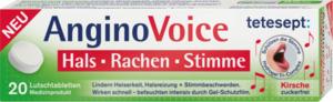 tetesept AnginoVoice Hals Rachen Stimme Lutschtabletten