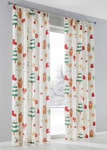 """Vorhang """"Weihnachten"""" (1er-Pack)"""