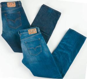 DIESEL Herren Jeans