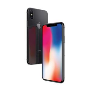 Apple iPhone X 64 GB Space Grau MQAC2ZD/A