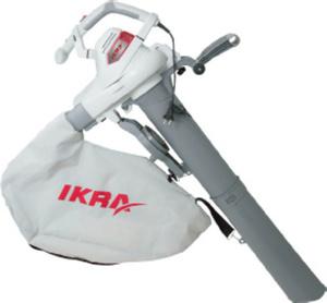 IKRA Elektro-Laubbläser und -Sauger