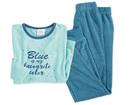 Bild 1 von alive®  Kinder-Schlafanzug, Frottee