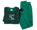 Bild 4 von alive®  Kinder-Schlafanzug, Frottee