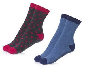 alive®  Anti-Rutsch-Socken