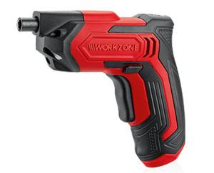 WORKZONE®  3,6V Li-Ion Akkuschrauber