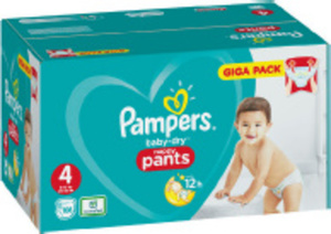 Pampers Baby Dry Pants Gigapack