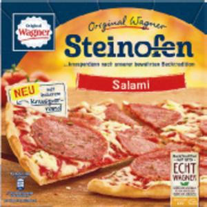 Wagner Steinofen-Pizza, Flammkuchen, Bäckerkruste