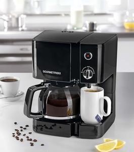 ",,GOURMETmaxx"" Kaffee- und-Teestation"