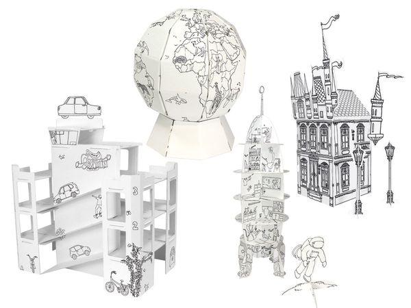 playtive junior kinder 3d bastelset von lidl ansehen. Black Bedroom Furniture Sets. Home Design Ideas