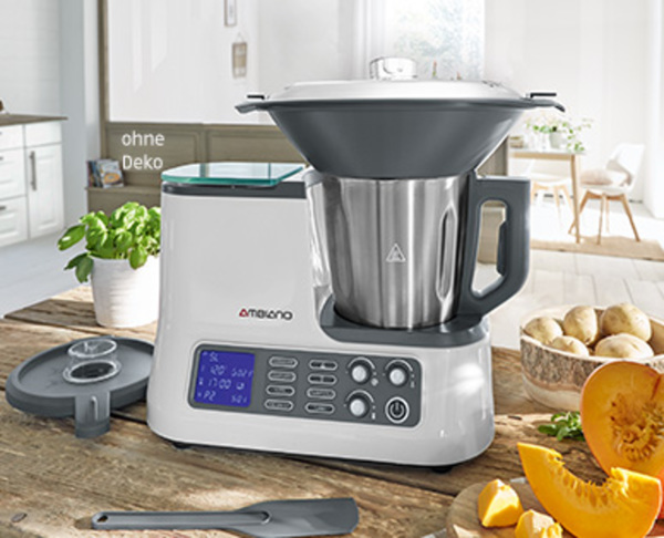 Ambiano Küchenmaschine Mit Wlan Funktion 2021