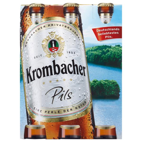 Krombacher Pils Im Angebot