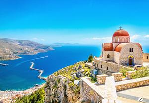 Der Zauber des Mittelmeeres  Gardasee & Mittelmeer mit der MSC Lirica