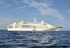 Erlebniskreuzfahrt ab Santo Domingo bis Teneriffa  Karibik bis zu den Kanaren mit MS HAMBURG