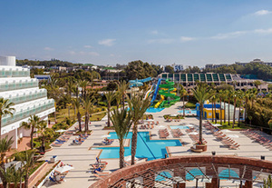 Marokko – Rundreise & Baden  LABRANDA Targa Club Aqua Parc & LABRANDA Amadil Beach