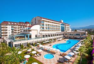 Türkei/Alanya und Erlebnisausflug  Hotel Titan Select