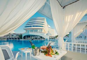 Türkei/Lara und Erlebnisausflug  Hotel Titanic Beach Lara