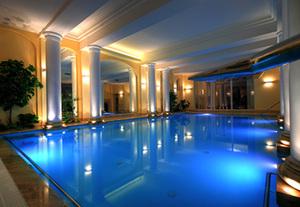 Polen – Ostseeinsel Usedom - Swinemünde  Hotel Polaris
