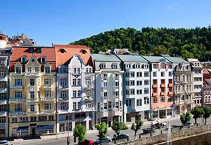 Tschechische Republik - Karlovy Vary  Hotel Vienna House Dvořák