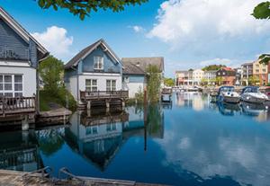Deutschland - Mecklenburgische Seenplatte  Precise Resort Marina Wolfsbruch