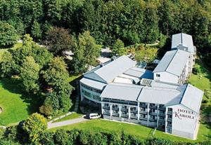 Deutschland - Bayerischer Wald  Superior Hotel Karoli