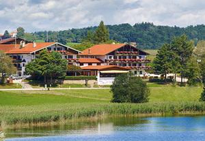 Deutschland - Chiemgau  Aktiv- und Wellnesshotel Seeblick