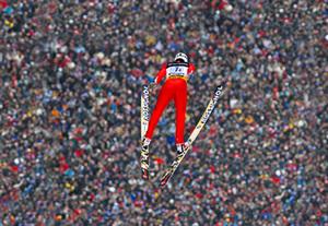 Deutschland - Willingen  Partyreise zum Weltcup - Skispringen