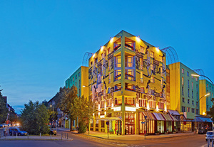 Deutschland - Berlin  Econtel Hotel Berlin