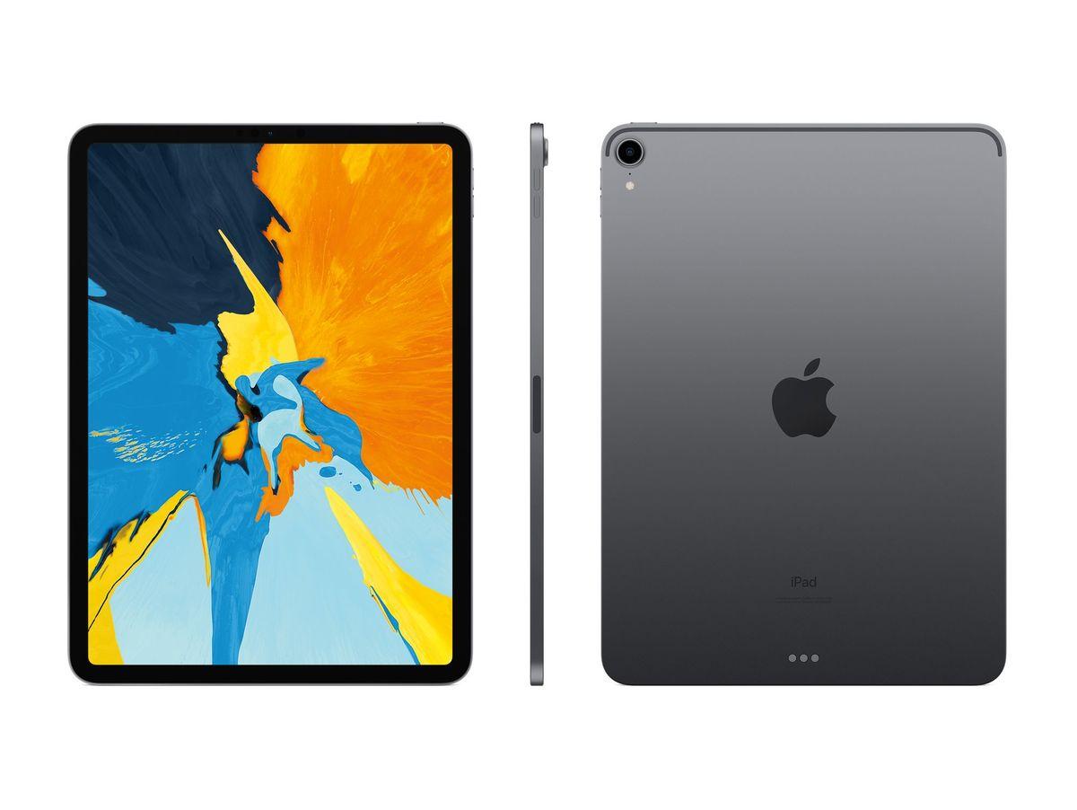 "Bild 2 von Apple iPad Pro 11"", mit WiFi, 256 GB, space grau"