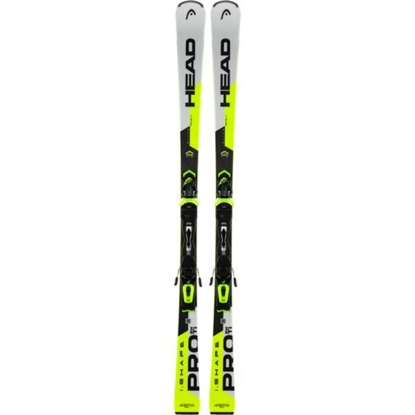 HEAD Herren Racing Ski WC Rebels iShape Pro AB + PR 11 GW